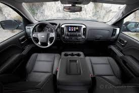 Chevy Tahoe 2014 Interior 2014 Chevrolet Silverado 1500 Z71 Lt Crew Long Term Road Test