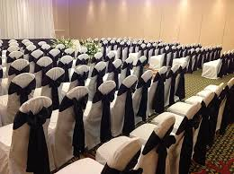 black chair covers am linen rental tablecloth rental dallas chair cover rental