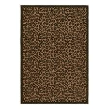 couristan 5734 3435 urbane tan indoor outdoor rug walmart com