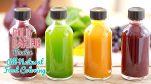 how to make all natural homemade food coloring gemma u0027s bold