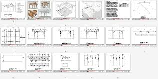 covered pergola plans pergola plans for simple design for free