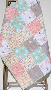 Girls Quilted Bedding by Best 20 Baby Quilts Ideas On Pinterest Baby Quilt Patterns