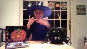 signs for happy halloween american sign language asl youtube