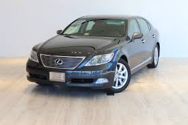 used lexus 2007 2007 lexus ls 460 l stock 5nc050691d for sale near vienna va