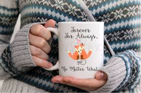 Fox Mug by Fox Coffee Mug Valentine Coffee Mug Inspirational Fox Mug