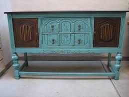 furniture mirrored buffet sideboard distressed sideboard