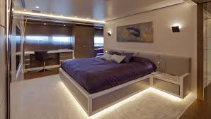 Yacht Bedroom by Boatsters Black Aziza Yacht Charter 24 7 Concierge Service