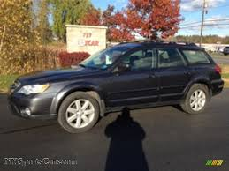 outback subaru black 2008 subaru outback 2 5i limited wagon in diamond gray metallic