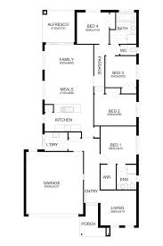 carlton 206 new home design by burbank victoria