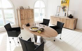 Esszimmer Tisch Holz Gefunden Bevel Esstisch Eiche Oval