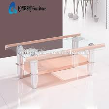 livingroom table ls ls 1036 white coffee table modern living room furniture fancy glass