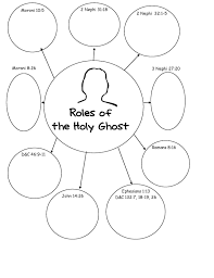 holy ghost coloring page lds in with the helps me omeletta me