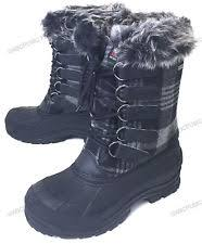 s totes boots size 11 womens totes duck winter boots size 11 warm waterproof