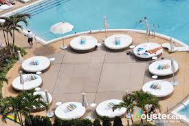 18 5 beds in one room the free form pool at the