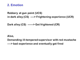 cognitive psychology part 2 behavioral learning i learning