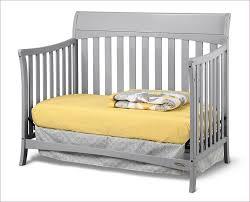 Graco Convertible Crib Bed Rail Convertible Cribs Wood Contemporary Mahogany Upholstered