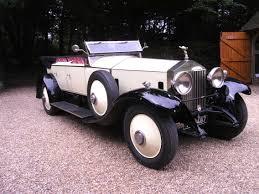 vintage rolls royce 1927 rolls royce phantom i dual cowl torpedo classic wedding