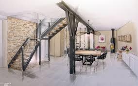 dessiner en perspective une cuisine dessin d une chambre en perspective 11 r233novation dune