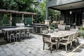 cuisine jardin cuisine de jardin confort et luxe extrême