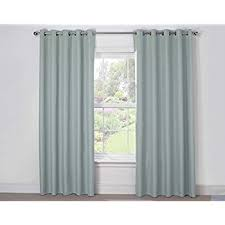 Eyelet Curtains 90 X 72 Julian Charles Luna Thermal Coated Eyelet Curtains Duck Egg 90 X