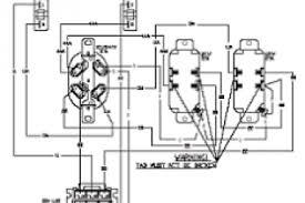 8kw portable generator wiring diagram 8kw wiring diagrams