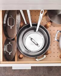 Kitchen Storage Ideas For Pots And Pans by Kitchen Storage Ideas For The Chef Extraordinaire Martha Stewart