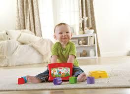 amazon com fisher price brilliant basics baby u0027s first blocks