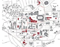 Columbia Campus Map Mapping Blindness Thinglink