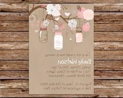 free printable wedding invitations rustic rustic wedding