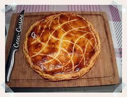 recette de cuisine salé recette de la galette des rois salée de cathy r