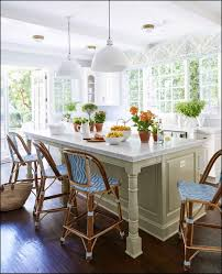 kitchen blue elegant white kitchen island ajbg 114 chic kitchen
