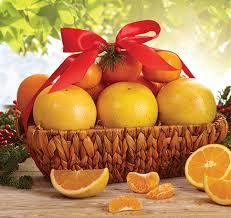 Fruit Gifts Florida Oranges U0026 Grapefruit Fruit Basket Gifts Fresh Fruit