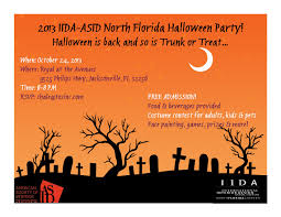 trunk or treat 2013 halloween party iida north florida chapter