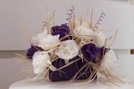 centre de table mariage fait maison fleur papier et centre de table page 3 décoration forum