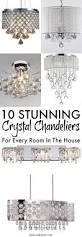 Chandeliers For Dining Room 10 Stunning Crystal Chandelier Lights Oh My Creative