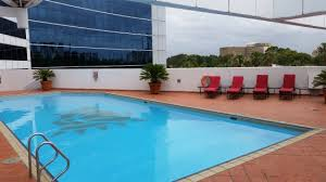 outdoor lap pool photo of outdoor lap pool stamford plaza sydney airport mascot