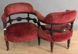 Recovering A Settee Antique Couch Sofa And Settee Styles