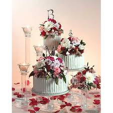 3 tier wedding cake stand 3 tier splendor cascading cake stand wedding cake stands