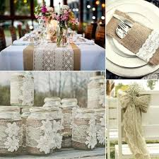 wedding decor resale wedding decoration resale burlap and lace decor ideas ohio