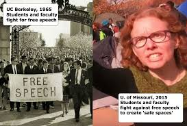 College Liberal Meme - 3 memes today s liberal protestors vs history s freedom fighters