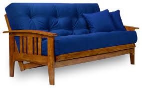 solid wood futon frame nirvana westfield wood futon frame soild hardwood view in