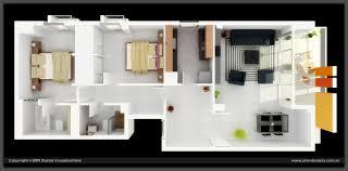 Bedroom ApartmentHouse Plans - Digital home designs