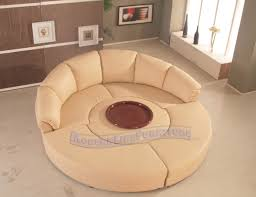 Circular Sofas Living Room Furniture Image Collection Half Circle Couch All Can Download All Guide