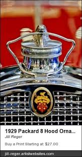 20 best 1929 packard ornament images on