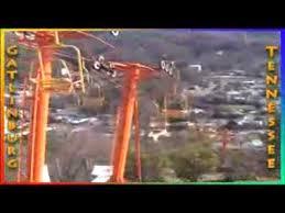 Chair Lift In Gatlinburg Tn Gatlinburg Tennessee Ski Lift Youtube