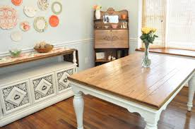 pottery barn farmhouse table diy pottery barn farmhouse table knockoff hometalk