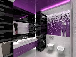 Purple Bathroom Ideas Cool Bathroom Designs Peeinn Com