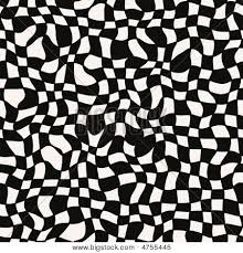 7 best images of optical illusion cube template worksheet op art