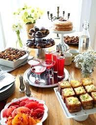 buffet table decor brilliant wedding buffet table ideas ideas for