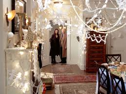 step inside your favorite holiday movie homes